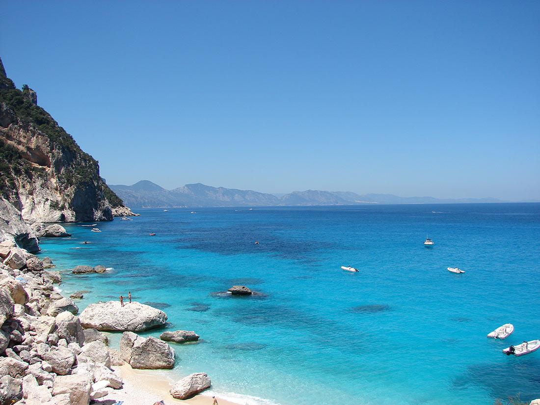 Cala Goloritzé, Sardinia