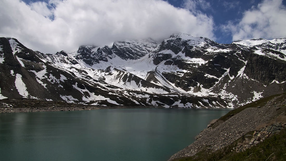 Ceresole Lake
