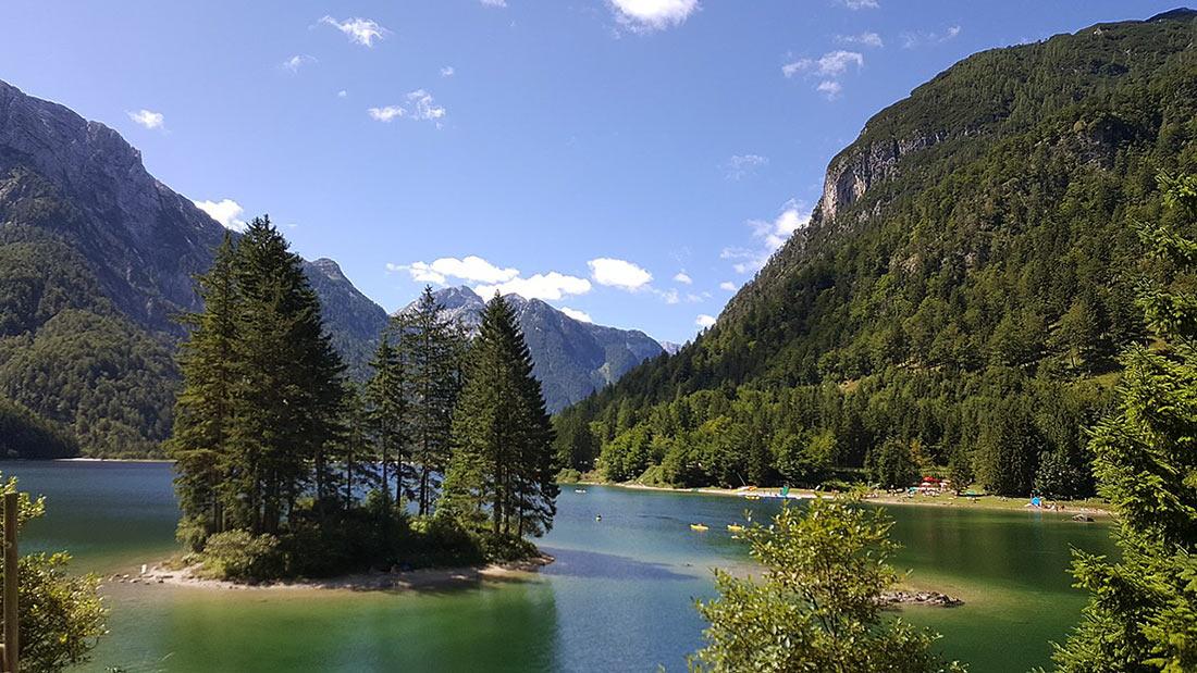 Predil Lake