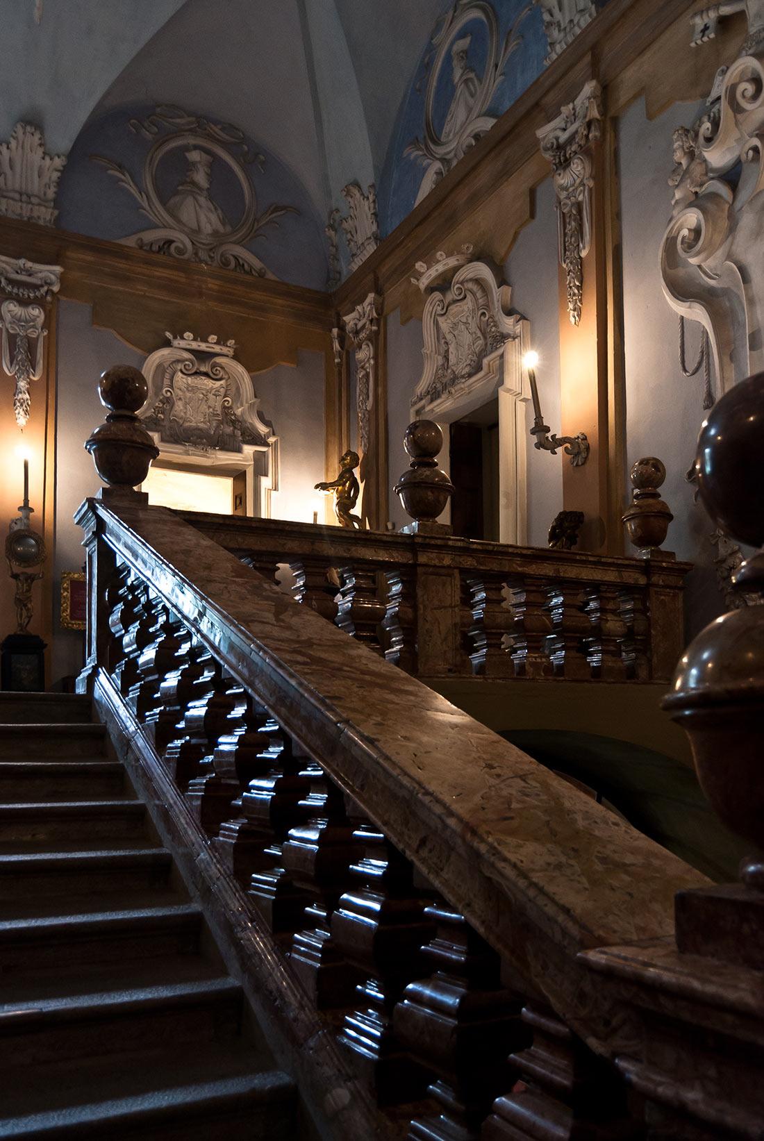 Borromeo palace