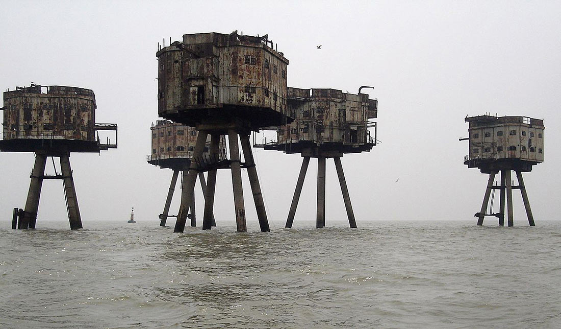 Maunsell Forts