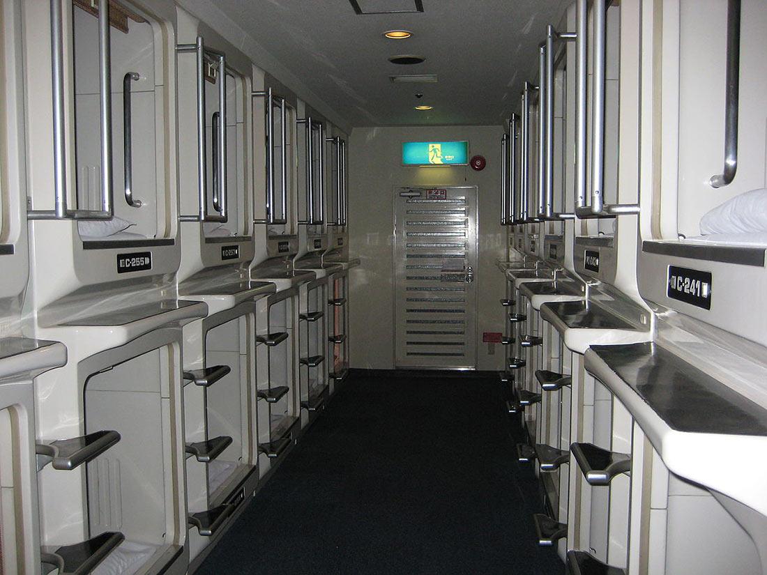 Space Capsule Inns