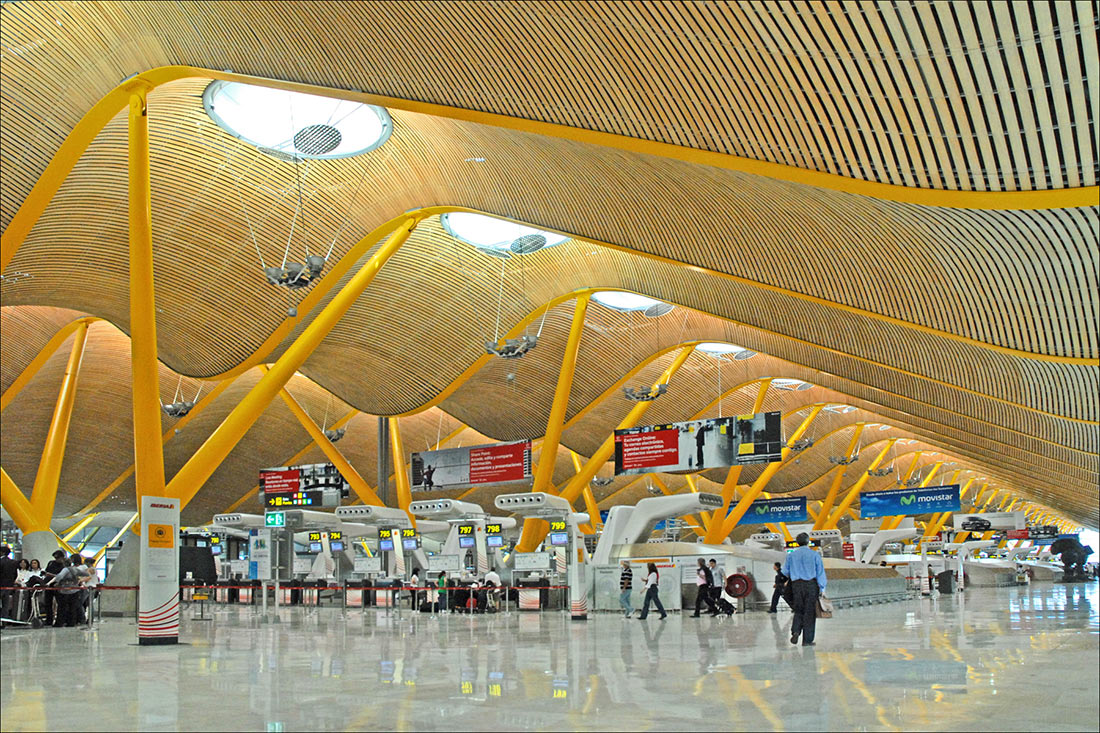 Most beautiful airports