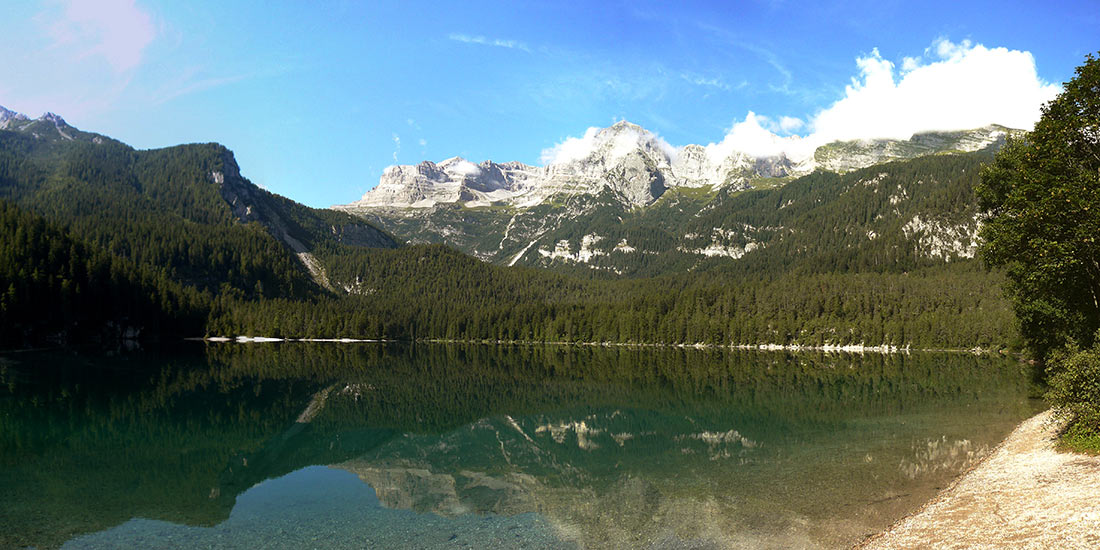 Lago di Tovel