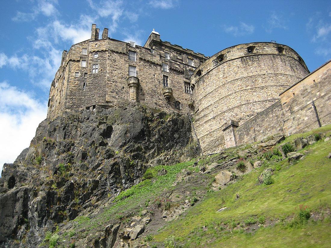 Edindurgh castle