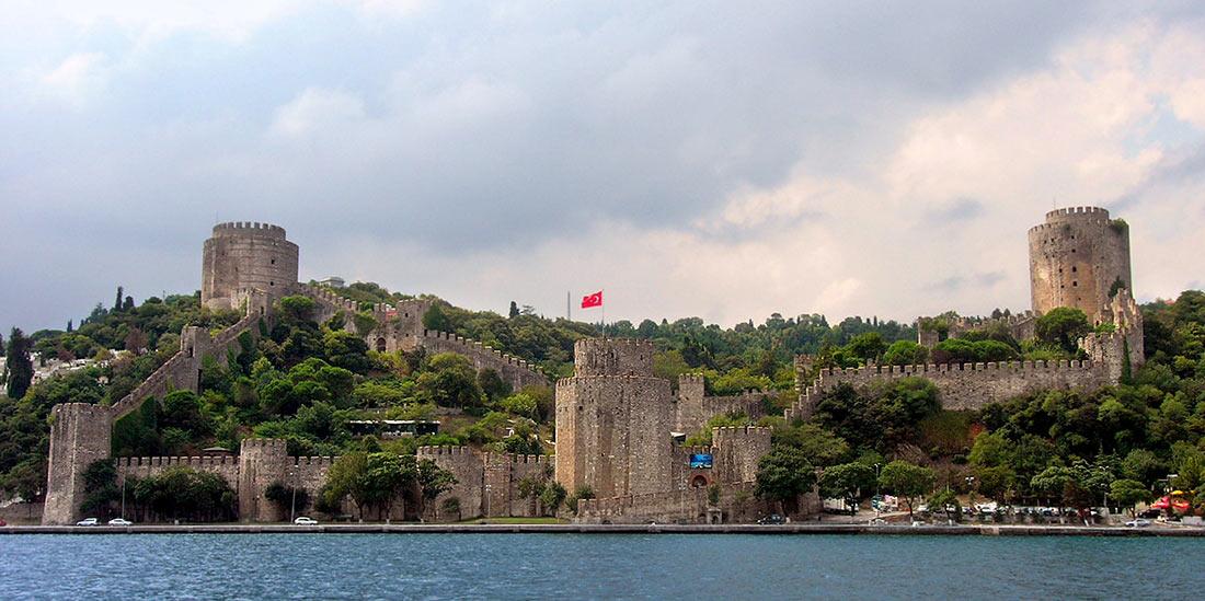 Rumeli Hisari fortress in Istanbul