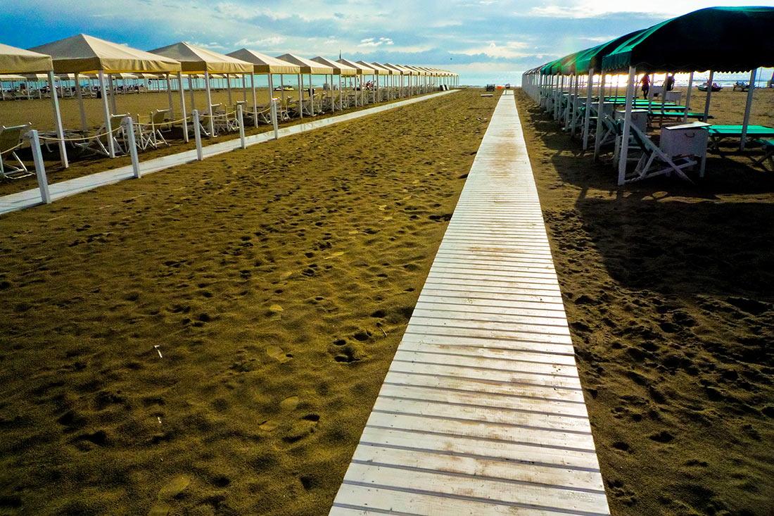 Forte dei Marmi, Tuscany