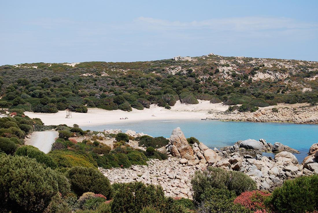 Baia di Chia, Sardinia