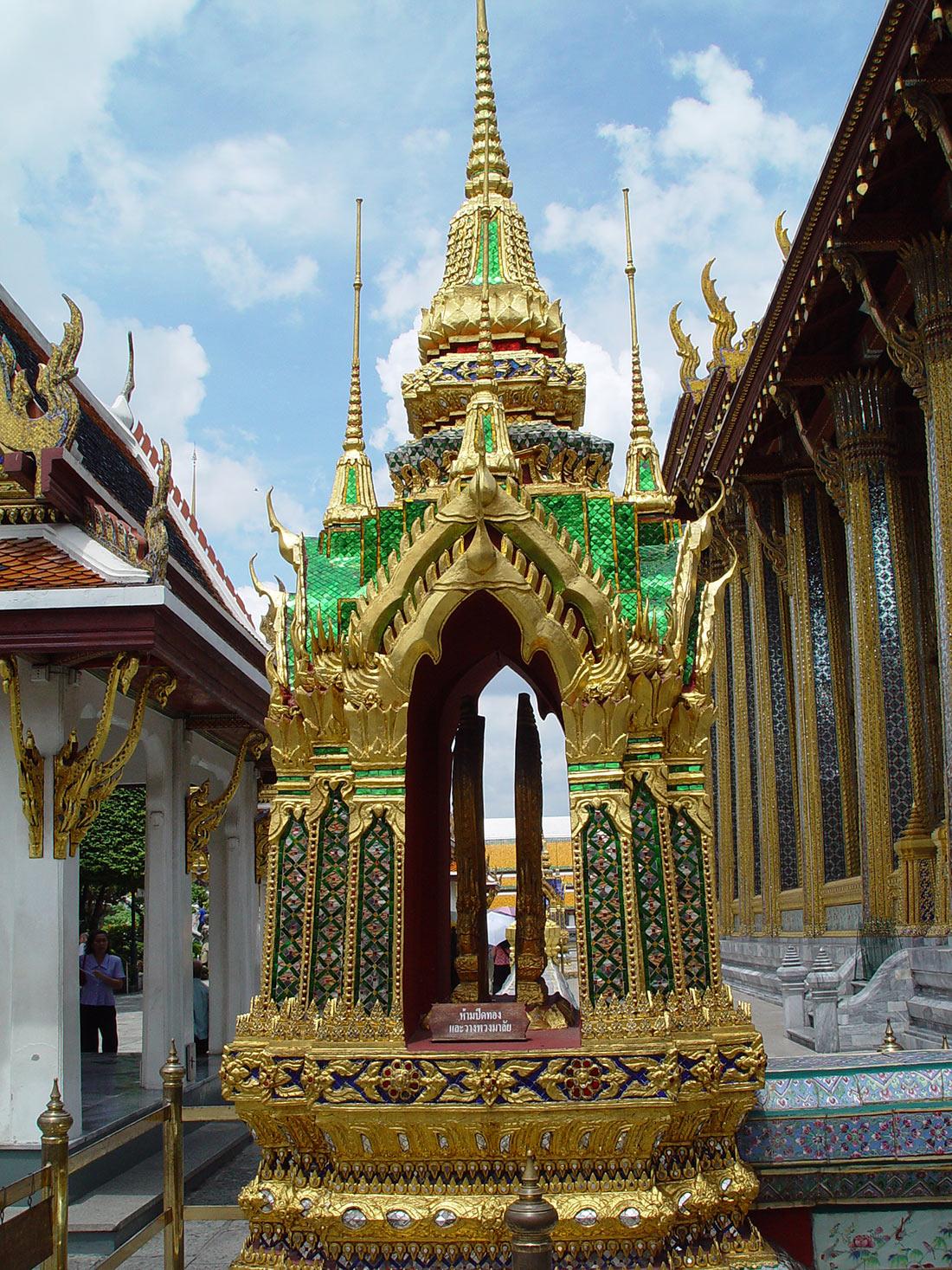 Grand palace in Bangkok