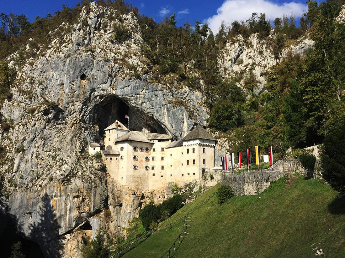 Predjamski Grad (Slovenia)