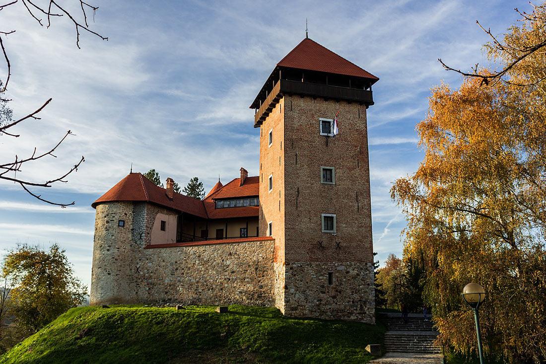 Croatia's castle