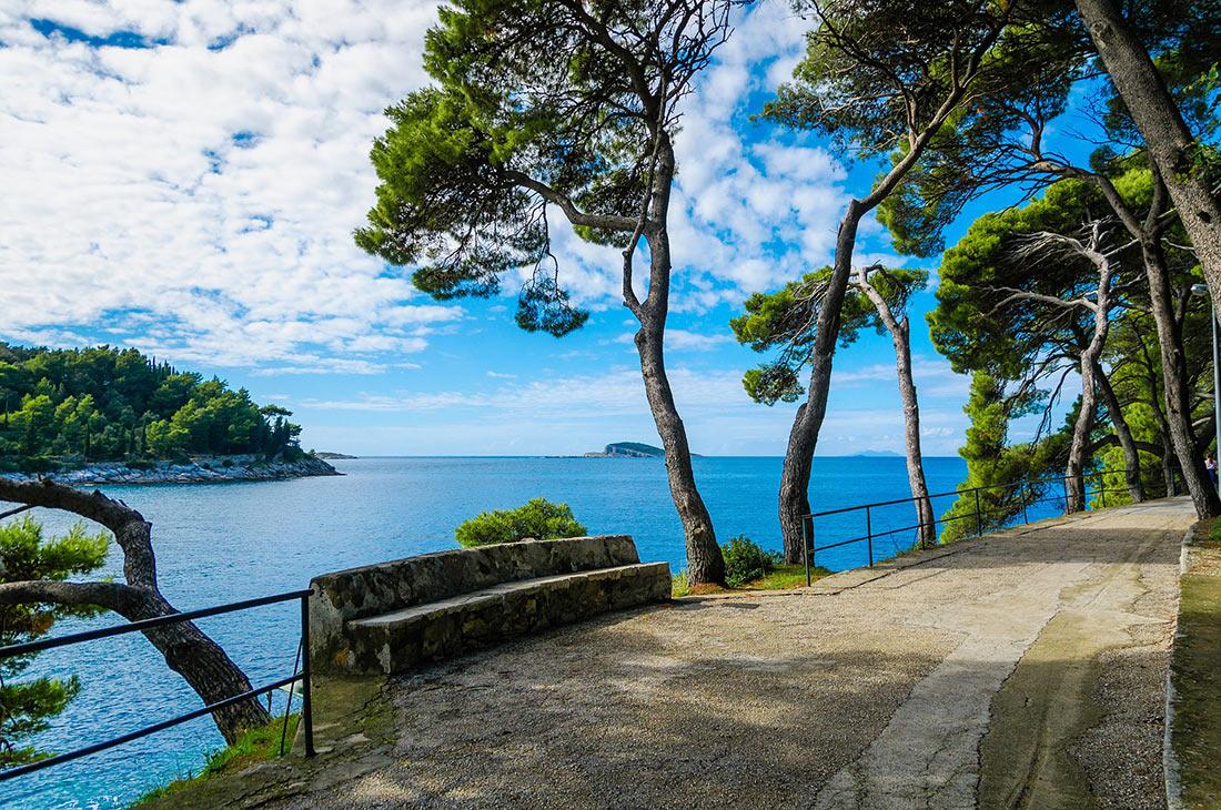 coast of the Adriatic Sea