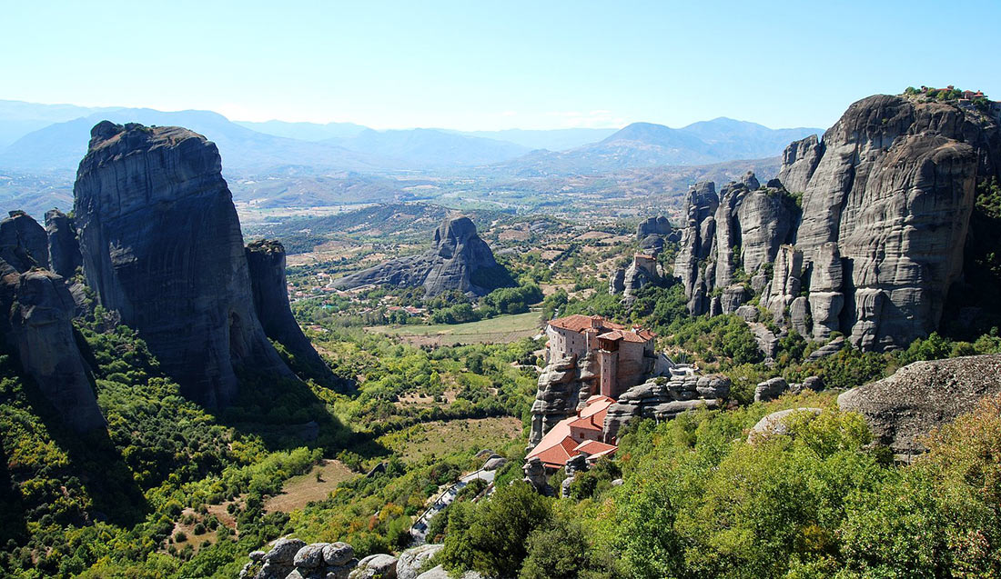 The Vale Of Arryn In Meteora