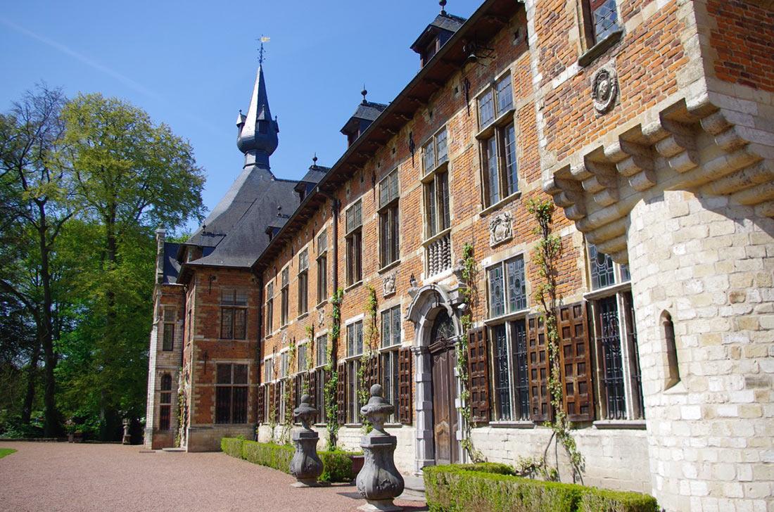 Groot-Bijgaarden Castle
