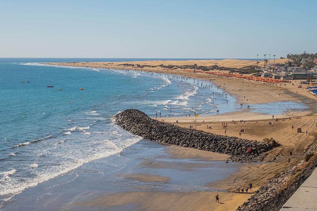 Maspalomas Beach (Playa de Maspalomas)