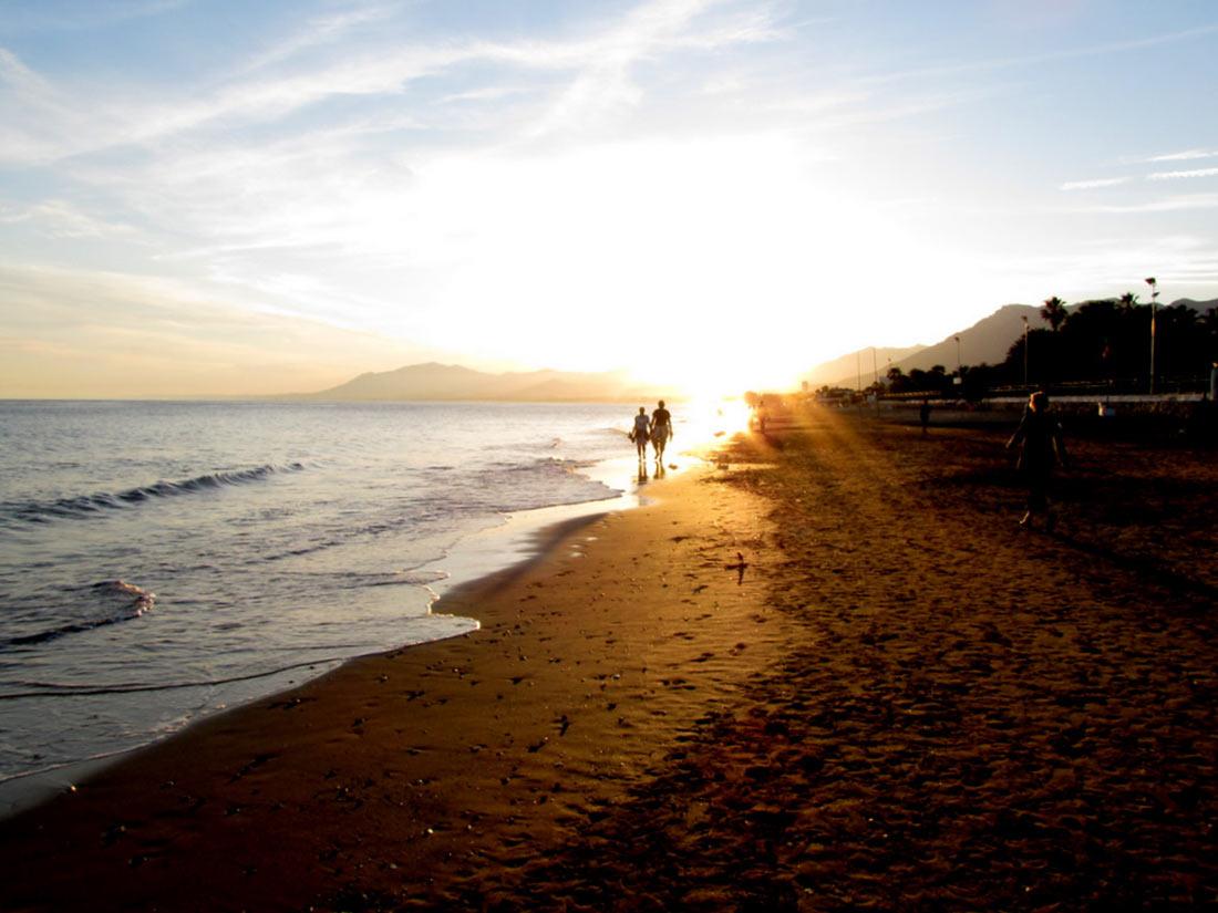 Beaches of Marbella