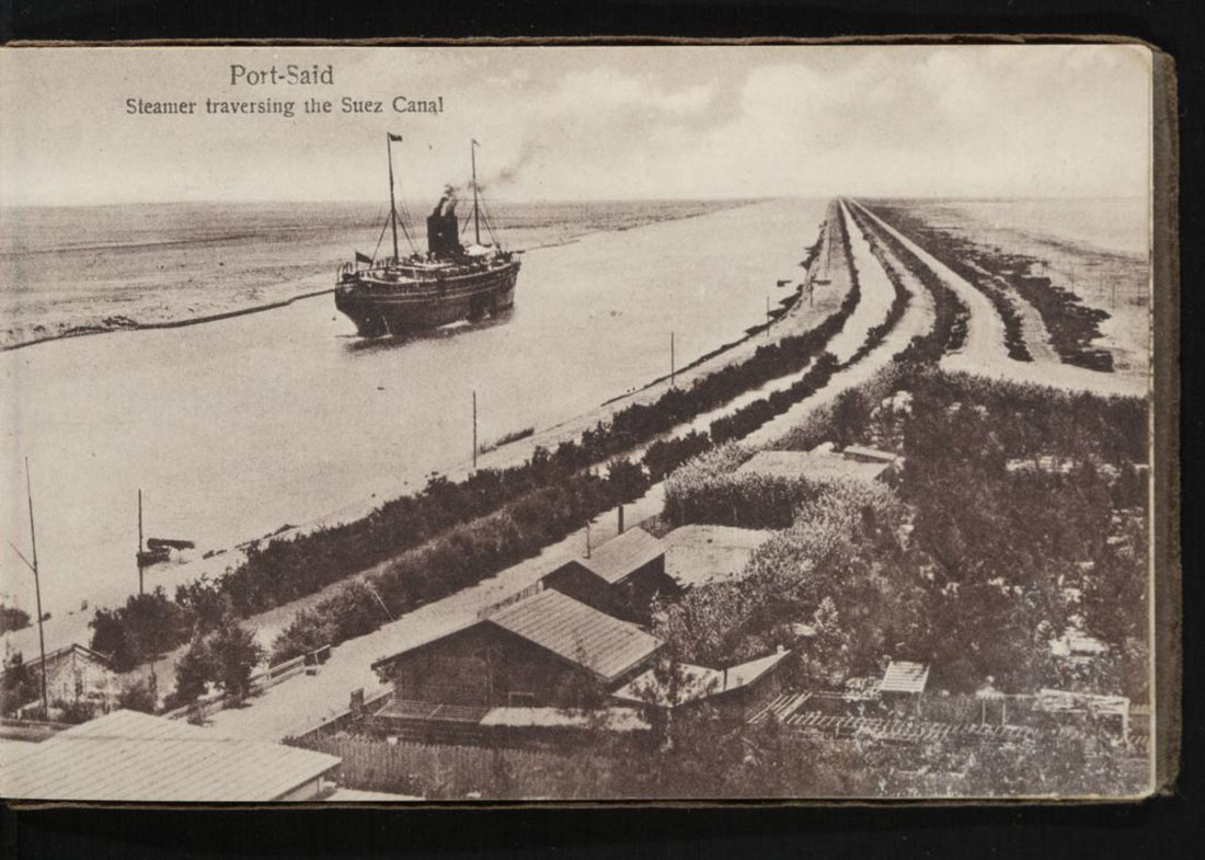 Suez Canal, 19th century