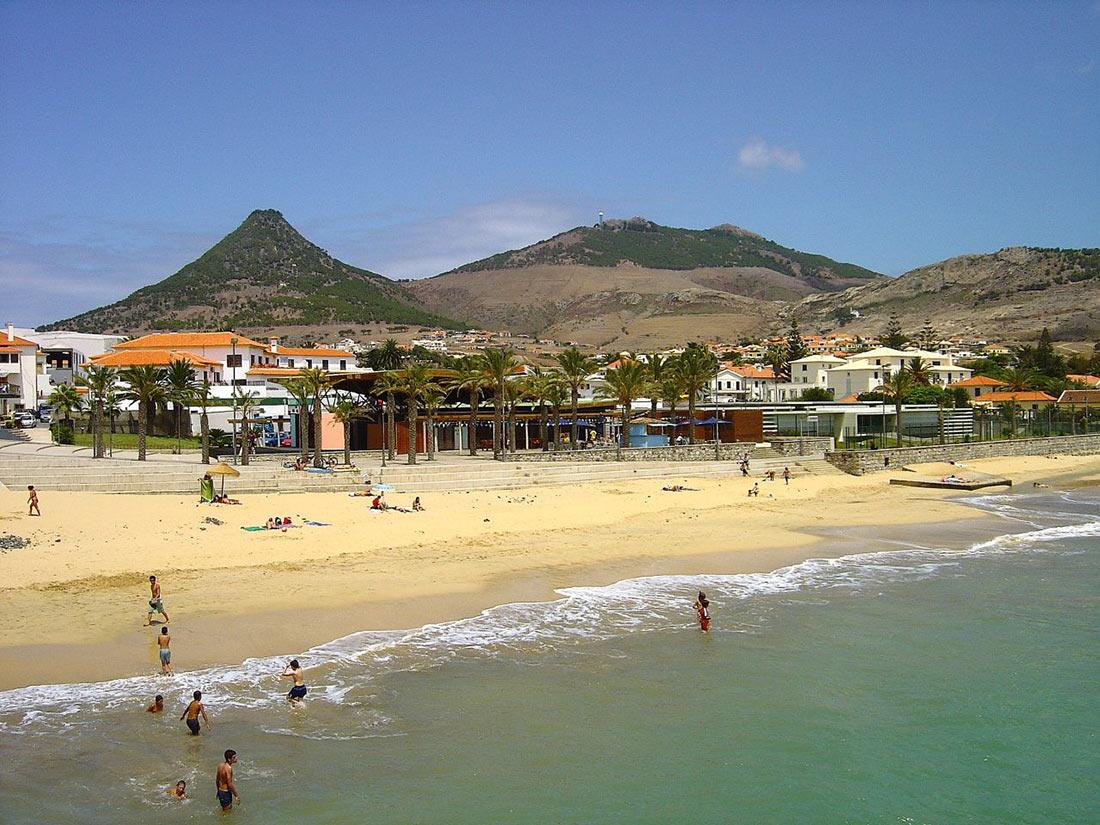 Island of Porto Santo