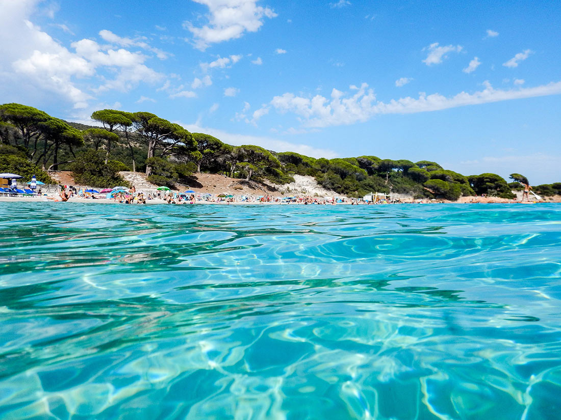 Plage Palombaggia (Palombaggia Beach)