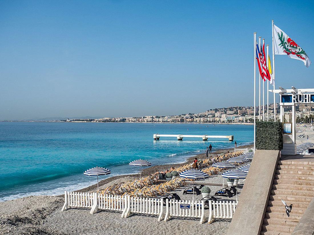 Beaches of Nice