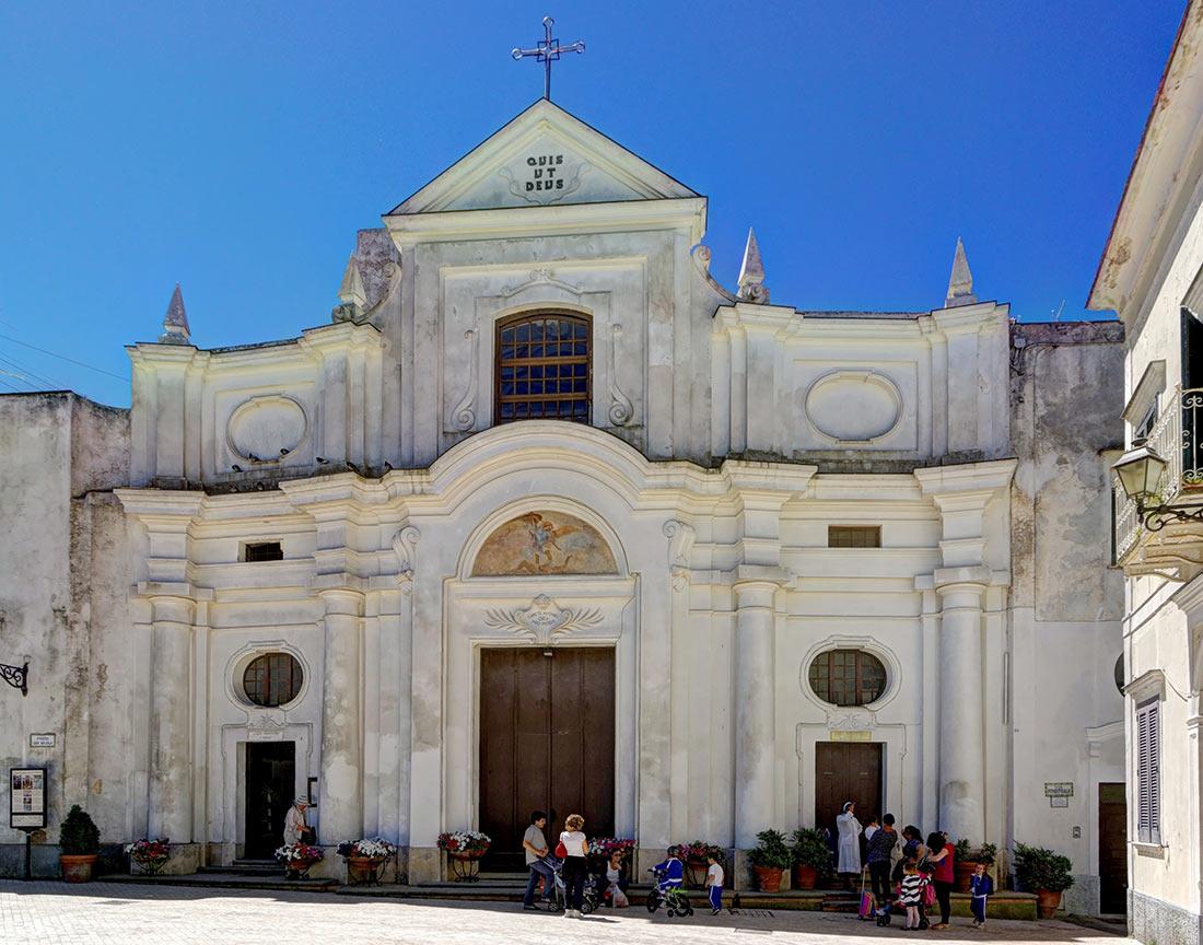 Church of San Michele, Anacapri