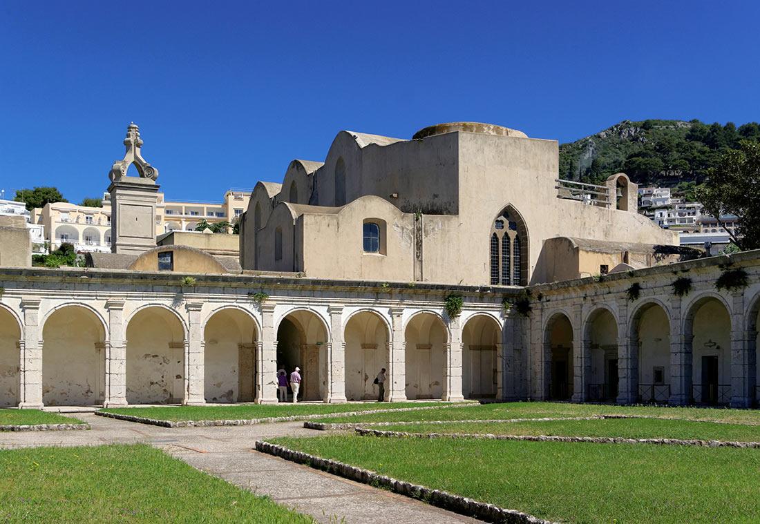 Monastery of San Giacomo