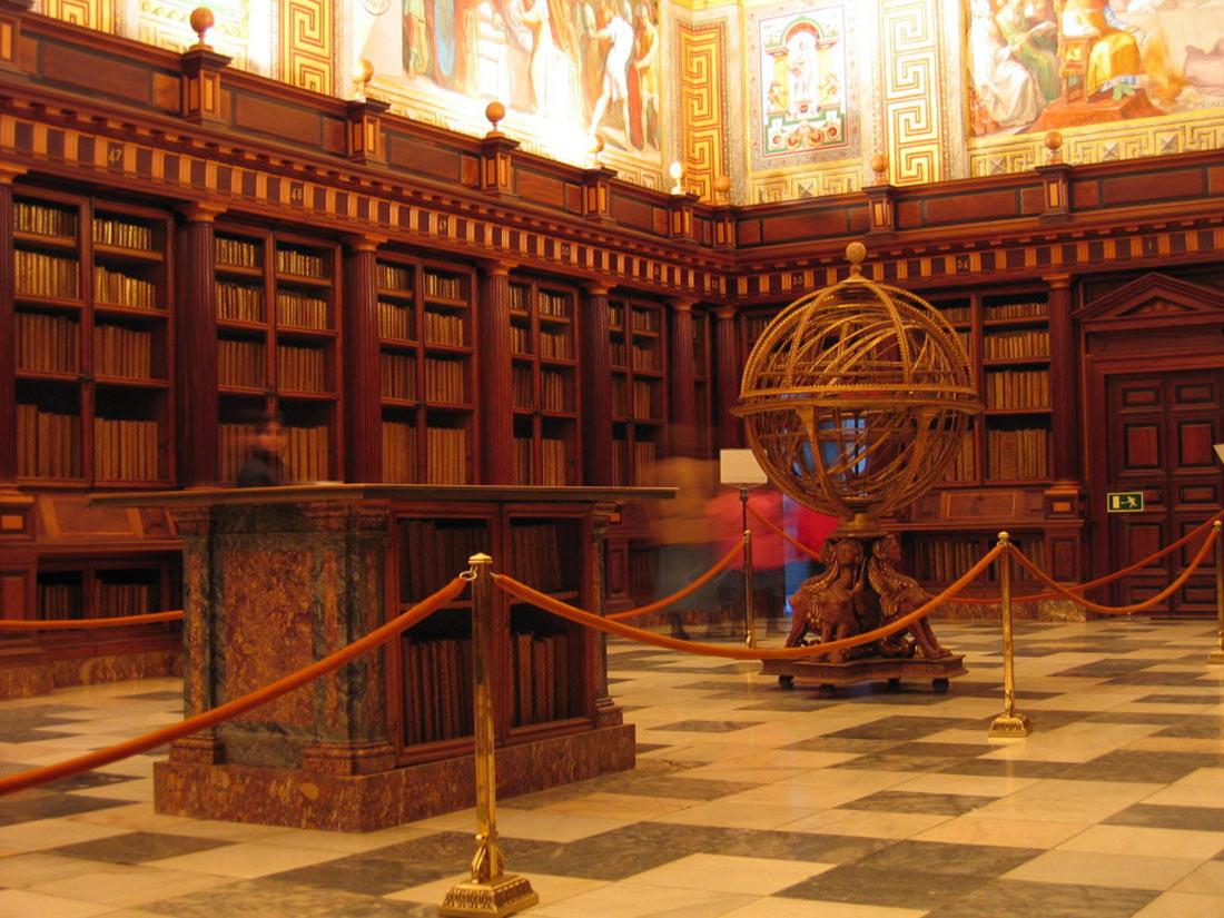 Royal Library of San Lorenzo de El Escorial