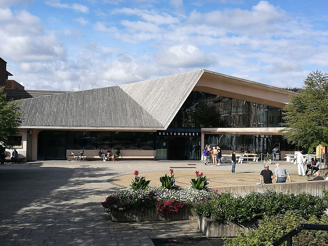 Vennesla Library and Culture House