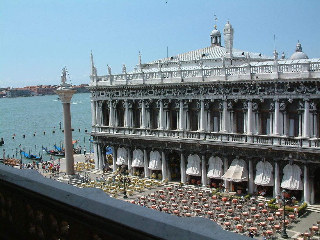 Marciana Library