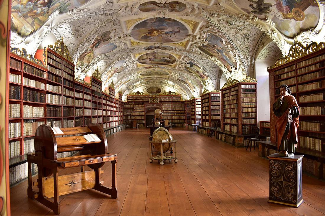 Library of Strahov Monastery